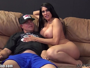 Sheila Marie needs a black man to stretch her holes