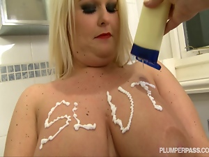 Creamed up and ready to play