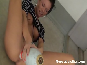 EXTREME MILF LOVES BRUTAL FISTING AND INSERTIONS