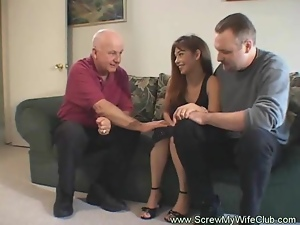 Husband Approves Of His Wife Fucking