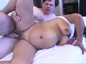Chubby latina is ready for an intense fuckfest