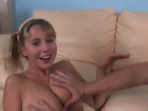 Busty russian mandi deepthroat