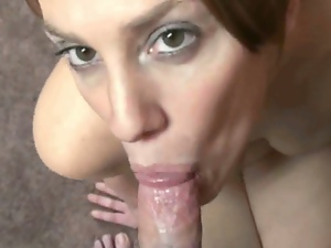 Redhead mariah getting dicked by her boyfriend