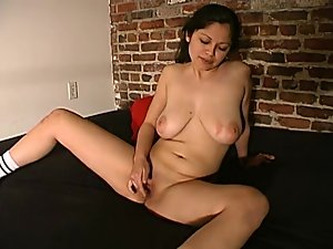 A filthy babe gets her face and pussy fucked hard