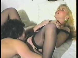Retro porn production presents a wild porn video