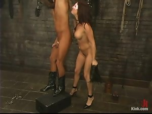 Nasty Tory Lane dominates a guy and rides his dick