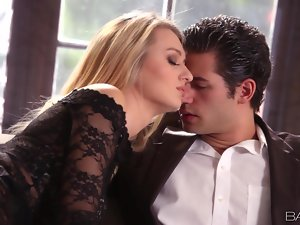 Nice Natalia Starr gets fucked nice and deep by a Giovanni