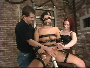 Sex Kat is going to be treated like a damn animal in this BDSM