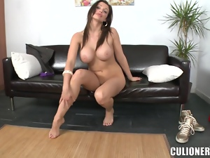 Charming Hungarian bitch Aletta Ocean is loving it big