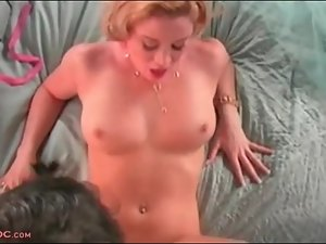 Blonde beauty Holly Morgan fucked