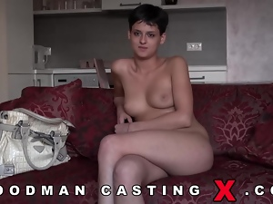 Hot casting with horny newbie