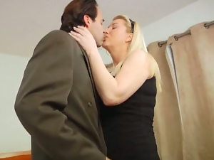 Hardcore Milf Has A Surprise For Her Hubby