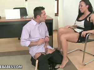Rio Lee is the secretary of your dreams  Part 2