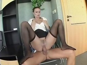 Claudia Rossi sizzling hot butt sex action