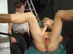 Fetish Blindfolded Pussy Licking Leads To Hardcore Fun