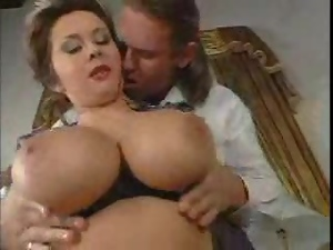 He loves fucking his milf secretary time by time