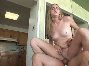 Transsexual Nanny 182. Part 4