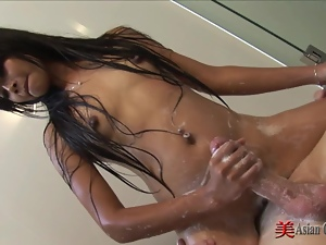 Soapy Thai Teens Sex Massage