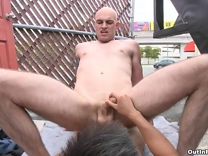 Cock bouncing after blow