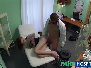 Fraud doctor nails his redhead patient