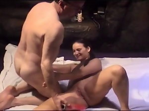 Young Czech Girl And Old Guy Fuck
