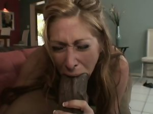 Tiffany can't handle shorty's cock