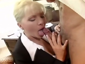Secretary gets the whole shebang