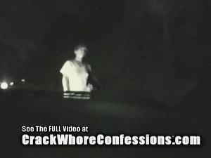 Crack whore is telling her true life confessions