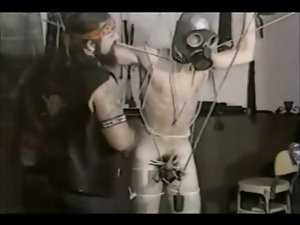 Retro Extreme Gay BDSM