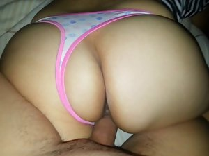 Juicy THONG!! BIG ASS!!