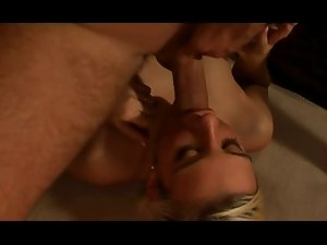 CU Clips - Lady gets prick deep in her throat