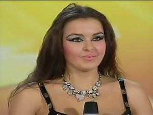 Alla Kushnir sexual Belly Dance part 102