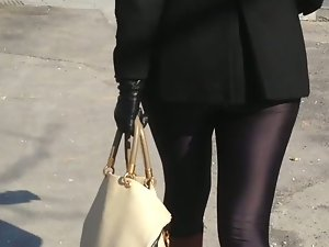 compilation sexual legs & candid walking ass1