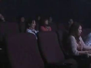 Sanae Aso Groped and Shagged at the Cinema By Stranger 2