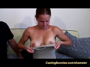big titted french first asshole casting tape