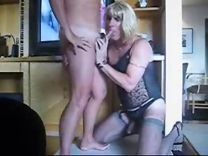 PATRICIA JOHNES - SISSY CROSSDRESSER FACE useD
