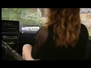 prostitute in car