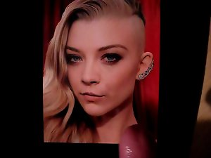 Natalie Dormer from ''Game of Thrones'' CumTribute