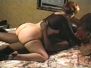 My Redheaded thick Slutty wife taking on another Bull