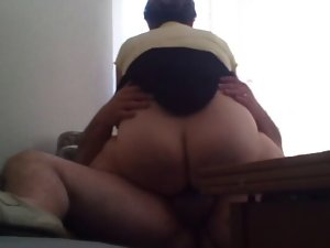 NOT My slutty mom in law rides my penis 1