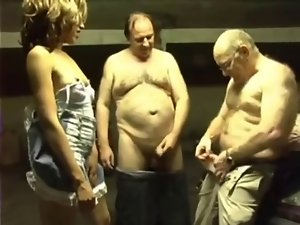 Obscene Cougar -Prostitute- Prostitute -Whore- OldFrench GuysGarage