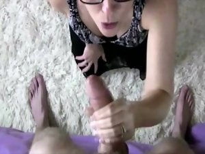 Alluring experienced cheating wife begs fellow to fuck her throat