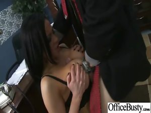 Sexual Office Worker Young lady Get Wild Fucked vid-05