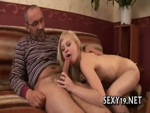 Triplet sex with teacher