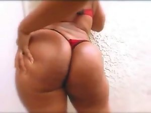 BIG Butt Ebony Gal GETS Banged