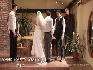 Wedding Wank Party #12 - part 1