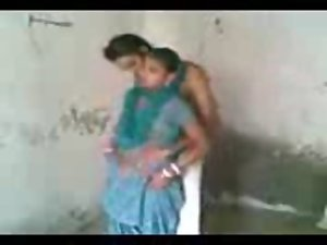 Alluring Punjabi slutty wife caresses and screws standing Sardar, Punjabi village sex