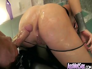 Whore Get Backdoor Dirty Shagged By Brutal Huge pecker clip-23