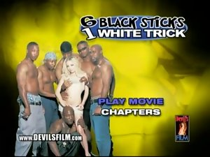 Anna Nova,Wesley Pipes, Byron Long-6 Black Sticks, 1 White Girl