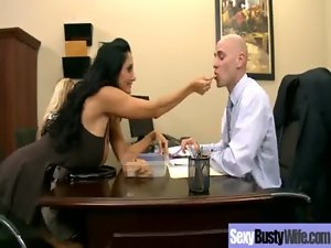 Sensual Mamma Get Dirty Nailed By Big Solid cock clip-07